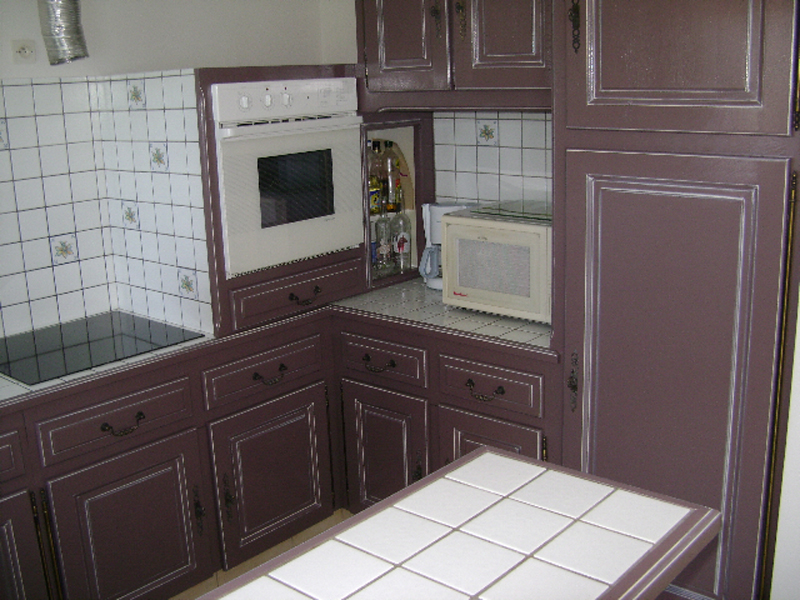 Papier peint pour un bureau colmar tarif travaux - Papier peint lutece cuisine ...